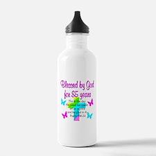 85th LOVE GOD Water Bottle