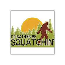 squatch-4 Sticker
