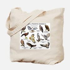 Hawks of North America Tote Bag