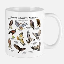 Hawks of North America Mug