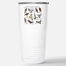 Hawks of North America Travel Mug