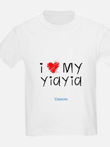 Kids I Love My Yiayia T-Shirt