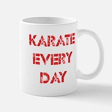 Karate Every Day Mug