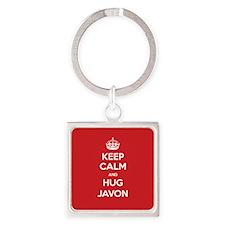 Hug Javon Keychains