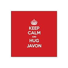Hug Javon Sticker