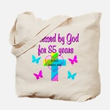 85TH CHRISTIAN Tote Bag