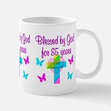 85TH CHRISTIAN Small Mugs