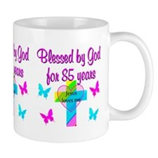 85TH CHRISTIAN Small Mugs