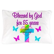 85TH CHRISTIAN Pillow Case