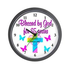 85TH CHRISTIAN Wall Clock