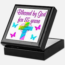 85TH CHRISTIAN Keepsake Box