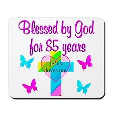 85TH CHRISTIAN Mousepad