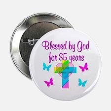 "85TH CHRISTIAN 2.25"" Button"