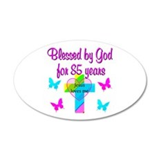 85TH CHRISTIAN Wall Decal