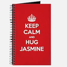 Hug Jasmine Journal