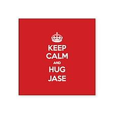 Hug Jase Sticker