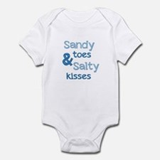Sandy Toes Salty Kisses Body Suit