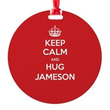 Hug Jameson Ornament