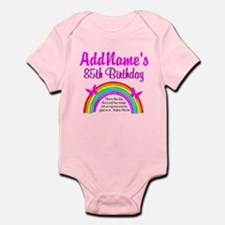 85TH PRAISE GOD Infant Bodysuit