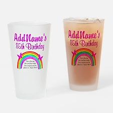 85TH PRAISE GOD Drinking Glass