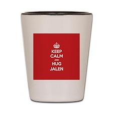 Hug Jalen Shot Glass