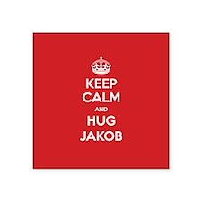 Hug Jakob Sticker