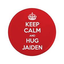 """Hug Jaiden 3.5"""" Button"""