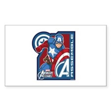 Captain America Assemble Decal