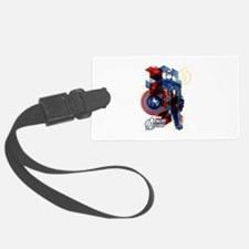 Captain America: Avengers Assemb Luggage Tag