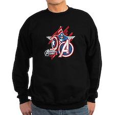 Avenger Captain America Sweatshirt