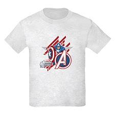Avenger Captain America T-Shirt