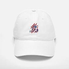Avenger Baseball Baseball Captain America Baseball Baseball Cap
