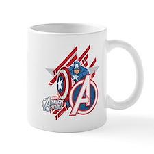 Avenger Captain America Mug