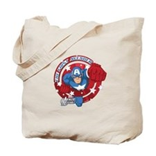 Captain America: The First Avenger Tote Bag