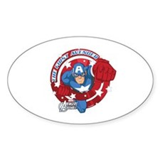 Captain America: The First Avenger Decal