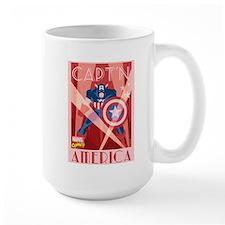 Decco Captain America Mug