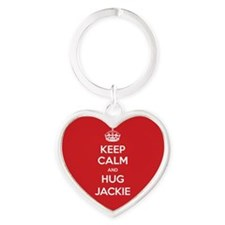 Hug Jackie Keychains