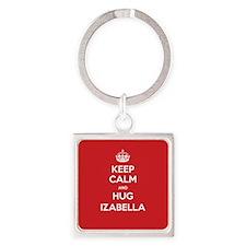 Hug Izabella Keychains