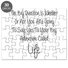 Your Big Adventure Puzzle