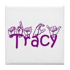 Tracy Tile Coaster