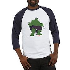 Minimalist Hulk Baseball Jersey