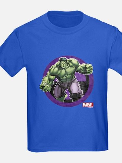 The Hulk Badge T