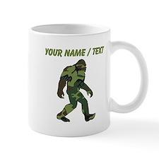 Custom Camo Bigfoot Mugs