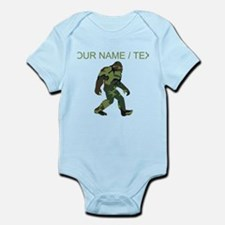 Custom Camo Bigfoot Body Suit