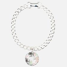 Modern Floral Vintage Gr Bracelet