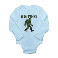 Bigfoot Camouflage Body Suit