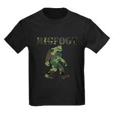 Bigfoot Camouflage T-Shirt