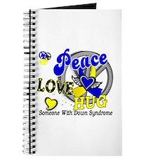 DS Peace Love Hug 2 Journal