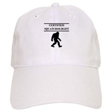 Certified Squatchologist Baseball Hat