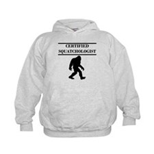 Certified Squatchologist Hoodie